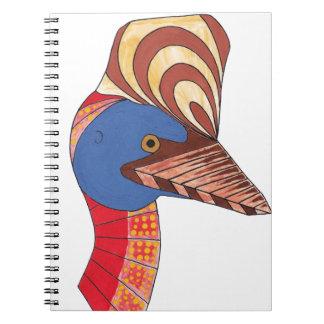 Cassowary Notebook
