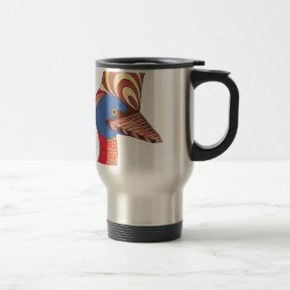 Cassowary Travel Mug