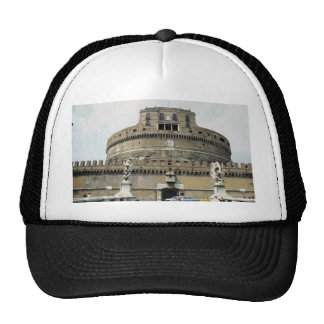 Castel S. Angelo, Rome, Italy Trucker Hat