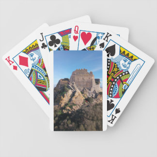 Castello del conte Ugolino siliqua Bicycle Playing Cards