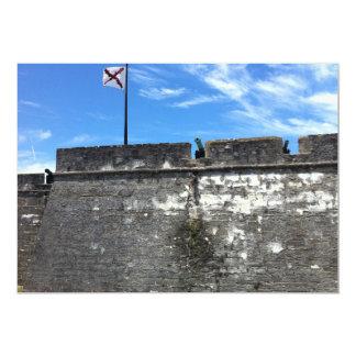 Castillo de San Marcos, St. Augustine, FL Invites