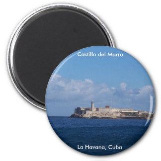 Castillo del Morro La Habana Cuba Magnet
