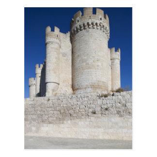 Castillo Penafiel, contains Wine Museum Postcard