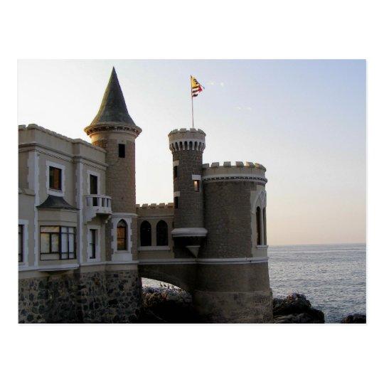 Castillo Wulff Postcard