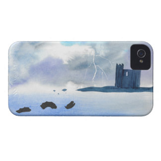 Castle By the Sea Case-Mate iPhone 4 Case