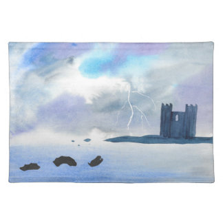 Castle By the Sea Placemat