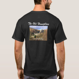 Castle Campbell – Campbell Clan T-Shirt