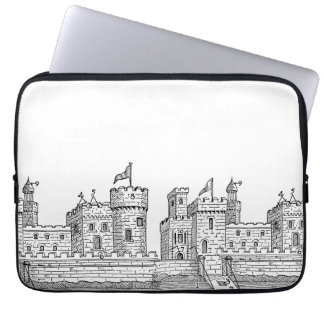 Castle Cover Laptop Sleeve