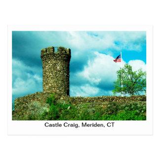 Castle Craig Postcard