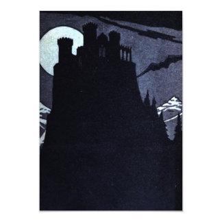 Castle Dracula Card