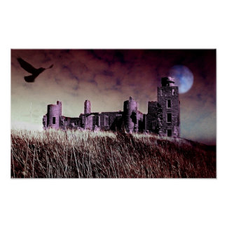Castle Dracula Poster