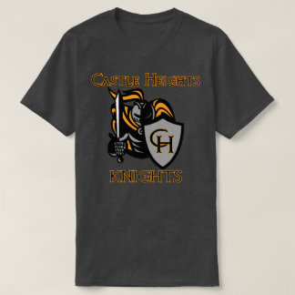 CASTLE HEIGHTS MIDDLE SCHOOL SOUTH CAROLINA T-Shirt