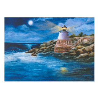 Castle Hill Lighthouse Art Card Pack Of Chubby Business Cards