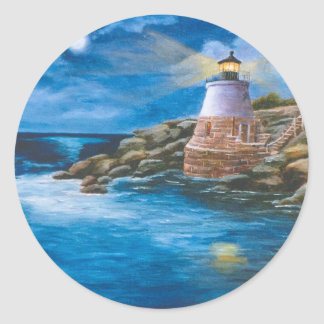 Castle Hill Lighthouse Sticker