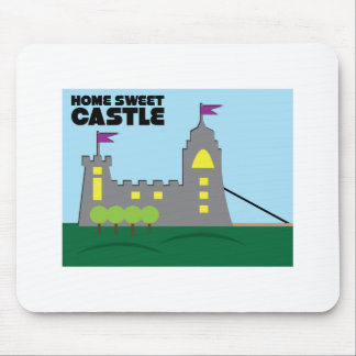 Castle Home Mouse Pads