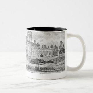 Castle Howard Two-Tone Coffee Mug