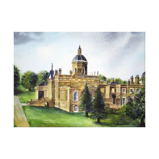 Castle Howard, York, England Canvas Print