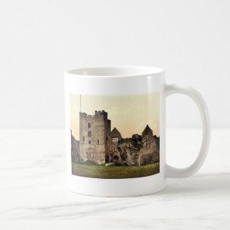 Castle, II., Ludlow, England rare Photochrom Mugs