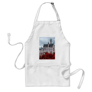 Castle in the Fall Standard Apron