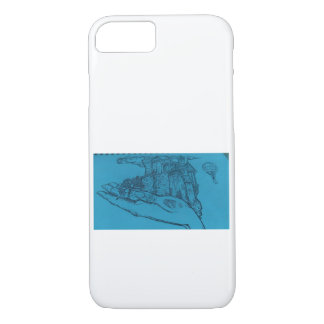 Castle in the Sky iPhone 8/7 Case
