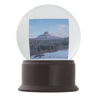 Castle in the Snow Snowglobe