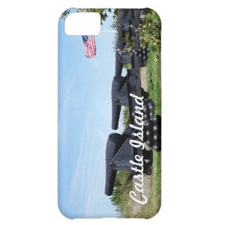 Castle Island iPhone 5C Cases