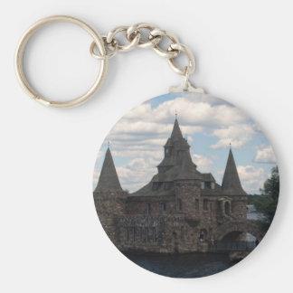 Castle Keychain