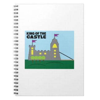 Castle King Notebook