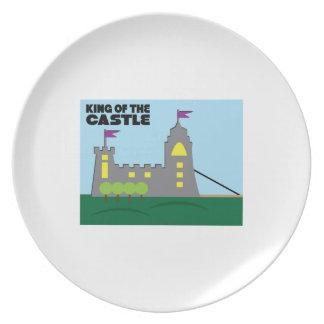 Castle King Plates