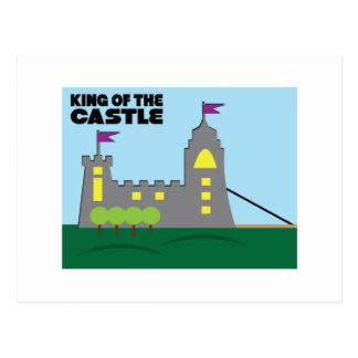 Castle King Postcard