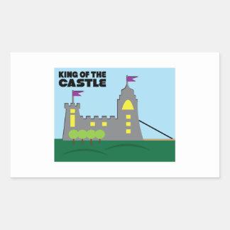 Castle King Stickers