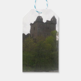 Castle Luggage Tag