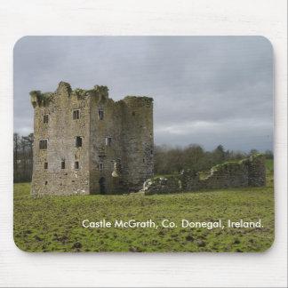 Castle McGrath Castle Mouse Mat