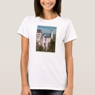 Castle Neuschwanstein T-Shirt