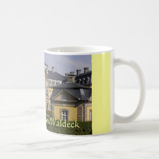 Castle of Arolsen / Waldeck Memory-Mug Coffee Mug