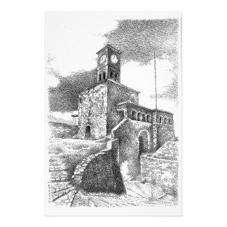 Castle of Gjirokastra Photo Print