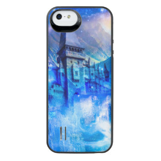 Castle of Glass iPhone SE/5/5s Battery Case