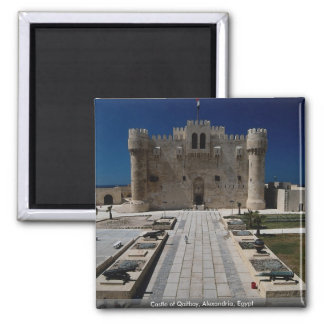 Castle of Qaitbay, Alexandria, Egypt Magnet