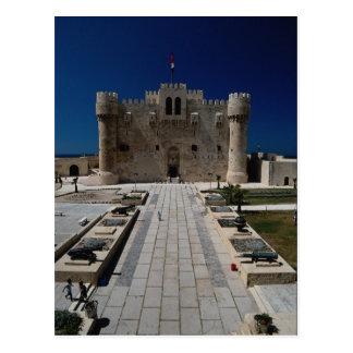 Castle of Qaitbay, Alexandria, Egypt Postcard