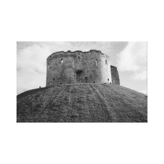 """""""Castle on a hill"""" wall art"""