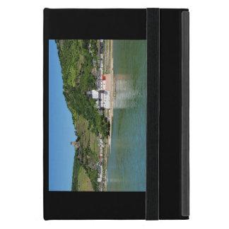 Castle Palatinat count stone with Kaub Case For iPad Mini