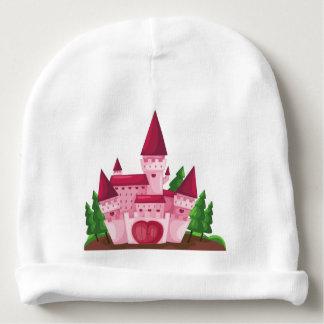 Castle princess baby beanie