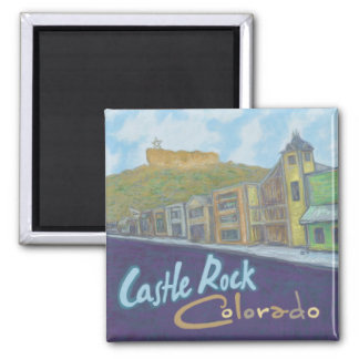 Castle Rock, Colorado Magnet
