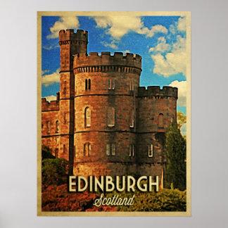 Castle Rock Edinburgh Posters