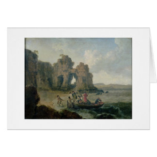 Castle Rock (Flatholm Island), Bristol Channel, 17 Card