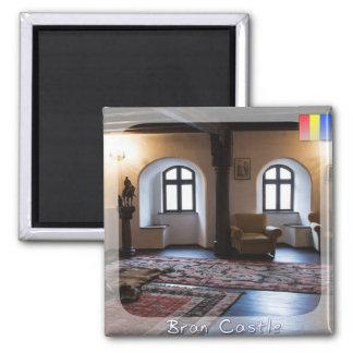 Castle room magnet