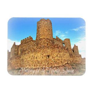 Castle Ruins of Muslim origins in Spain Magnet