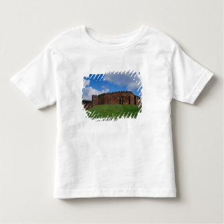 Castle showing half moon tower, Chester, Toddler T-Shirt