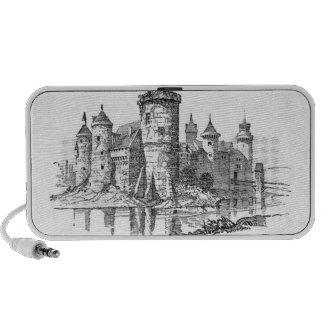 castle mini speaker