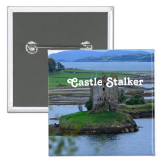 Castle Stalker Pins